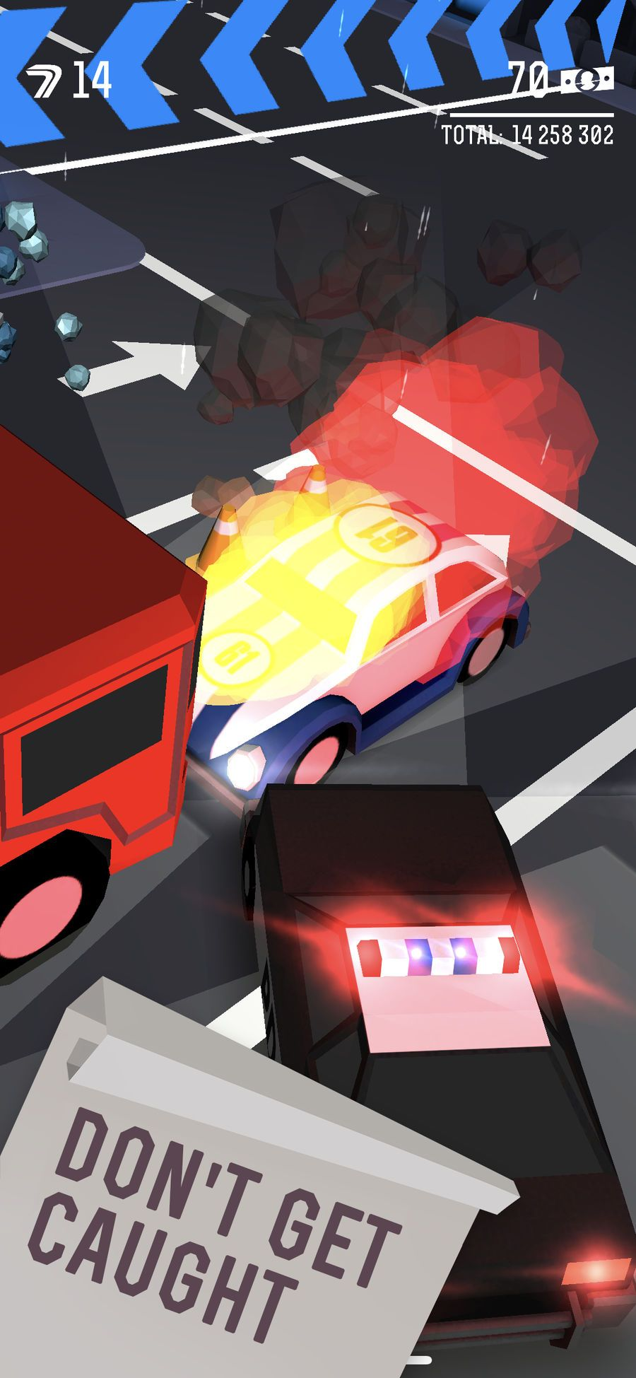 Drifty Chase ArcadeRacingappsios Ios apps, Chase, Arcade