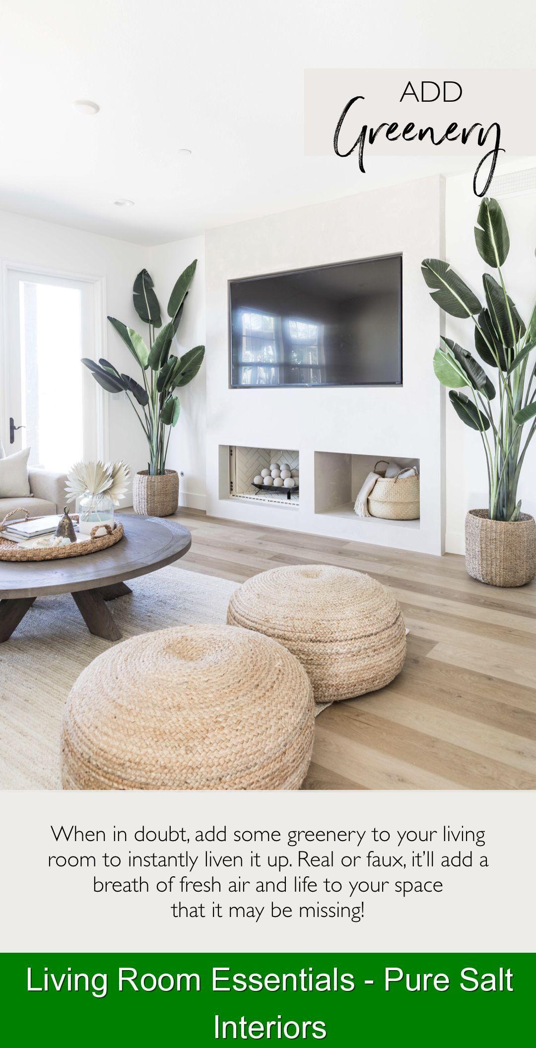 Living Room Essentials - Pure Salt Interiors {62491} #minimalist #home #minimalisthome  Living Room Essentials | INTERIOR DESIGN TIPS AND TRICK | #DesignTips #InteriorDesign #InteriorDesignTips #Tips #DecorTips #DesignGuide #InteriorDesignGuide #HomeDecor #livingroomessentials
