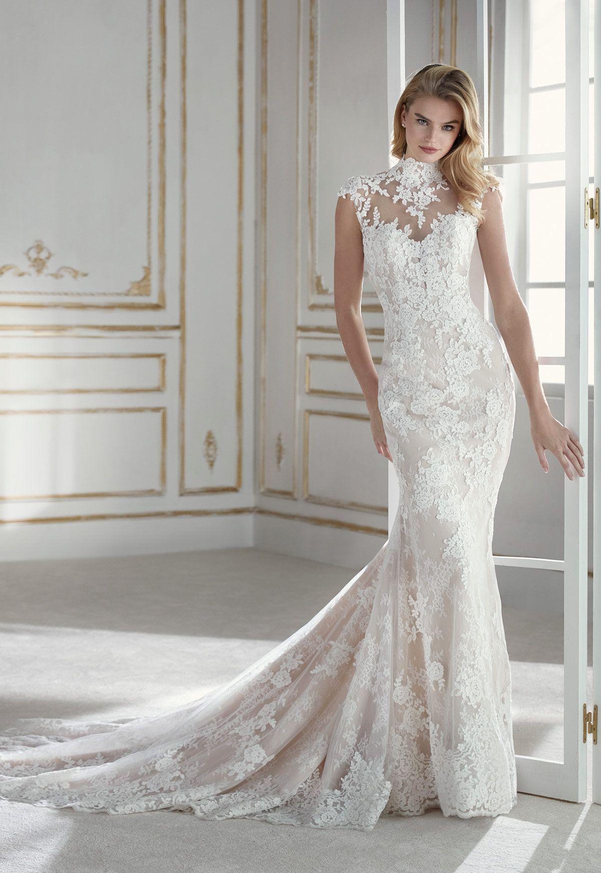 Vestidos de novia madrid multimarca