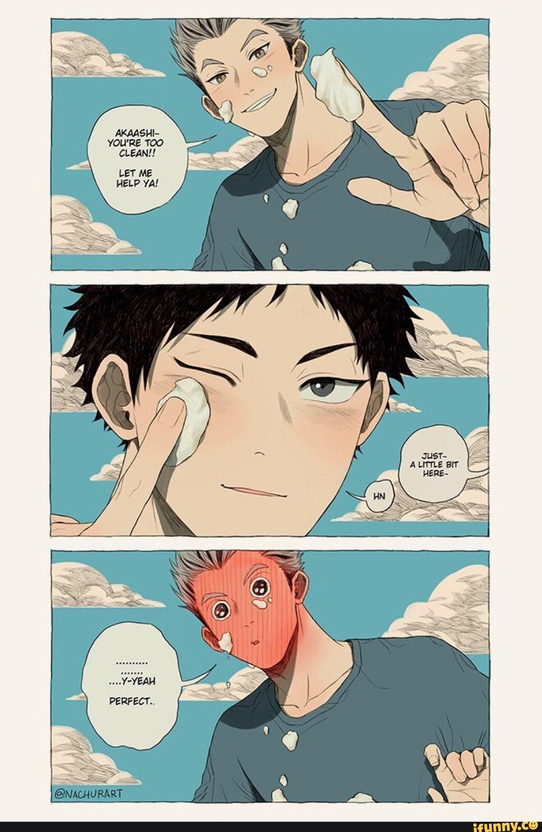 Picture Memes 7oa5hily6 By Kuroo Ifunny In 2020 Haikyuu Anime Haikyuu Bokuto Haikyuu Manga