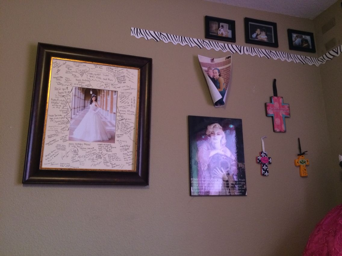 Other side of my wall