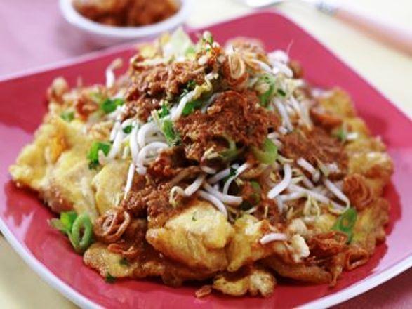 Groenteschotel Met Tahu Tahu Ketoprak Bandung Vegetarische Indische Gerechten Tofu Gerechten Indonesisch Eten