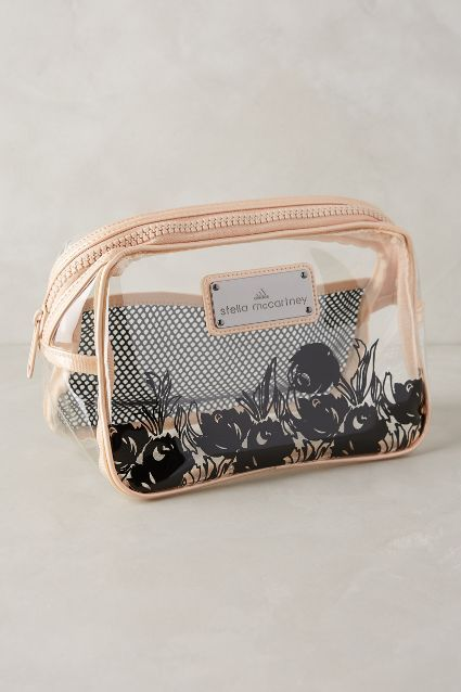 Adidas by Stella McCartney Floral Cosmetic Bag | Cosmetic