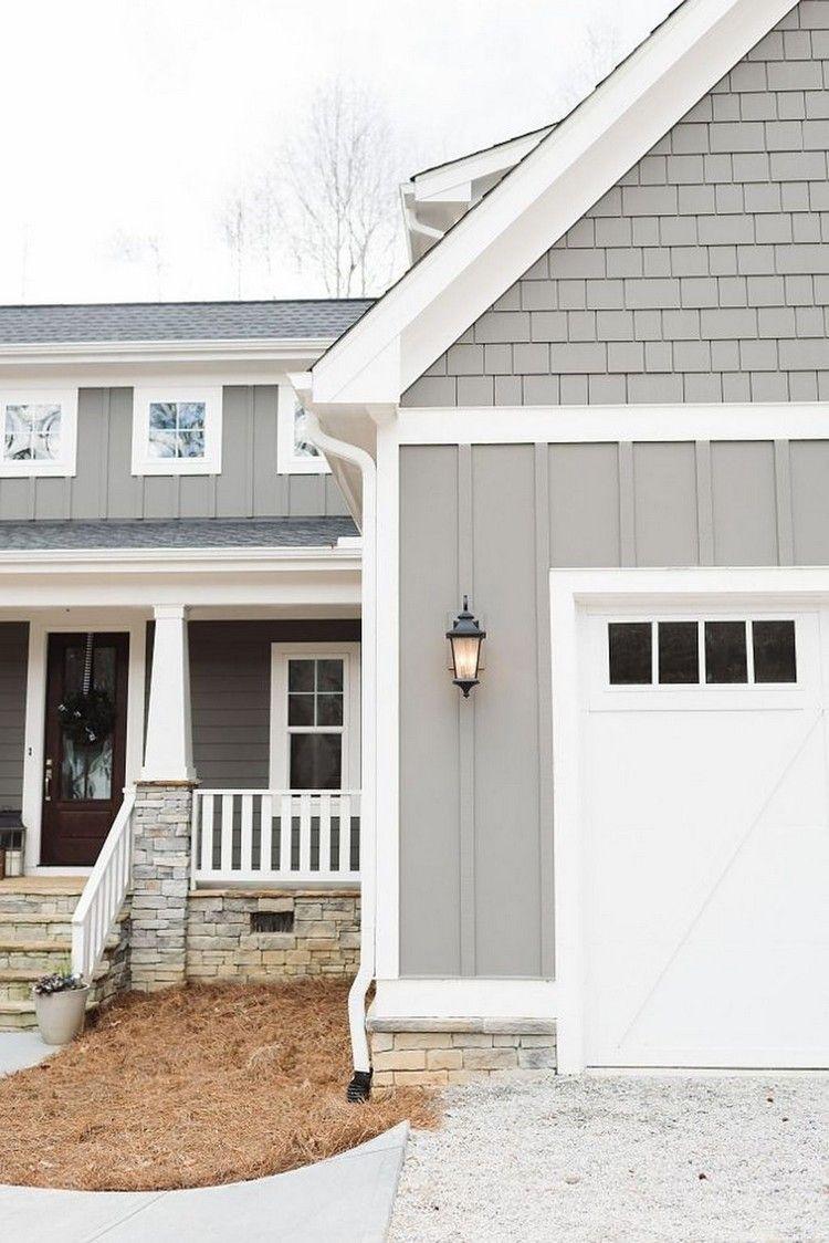 Modern trends farmhouse exterior paint colors ideas aladdinslamp home design also rh gr pinterest