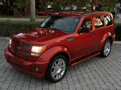 2008 Dodge Nitro R T 4wd With Only 82k Miles For 14 900 Sunburst