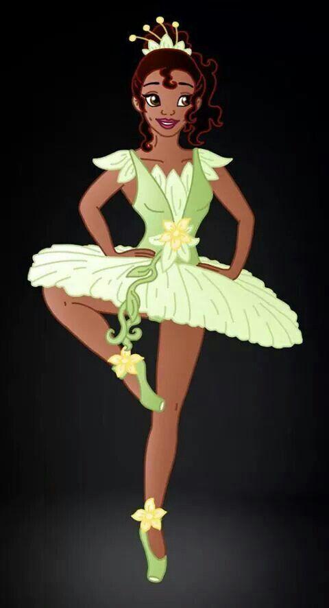 Tiana en danseuse clipart dessin anim pinterest princesse tiana princesse disney et - Dessin anime danseuse ...