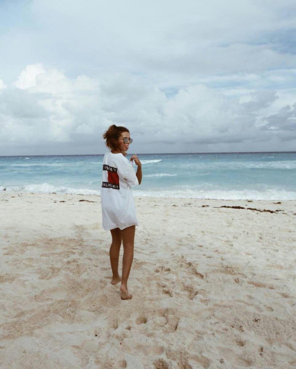 Beach Ideas Instagram Posts Photos Mariana Sun Kissed Tommy Hilfiger Selfies Landscape Viajes
