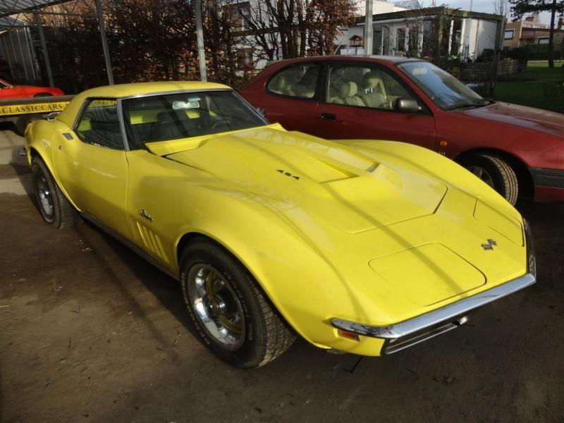 1969 Chevrolet Corvette Cabrio Classic Cars Chevy Corvette