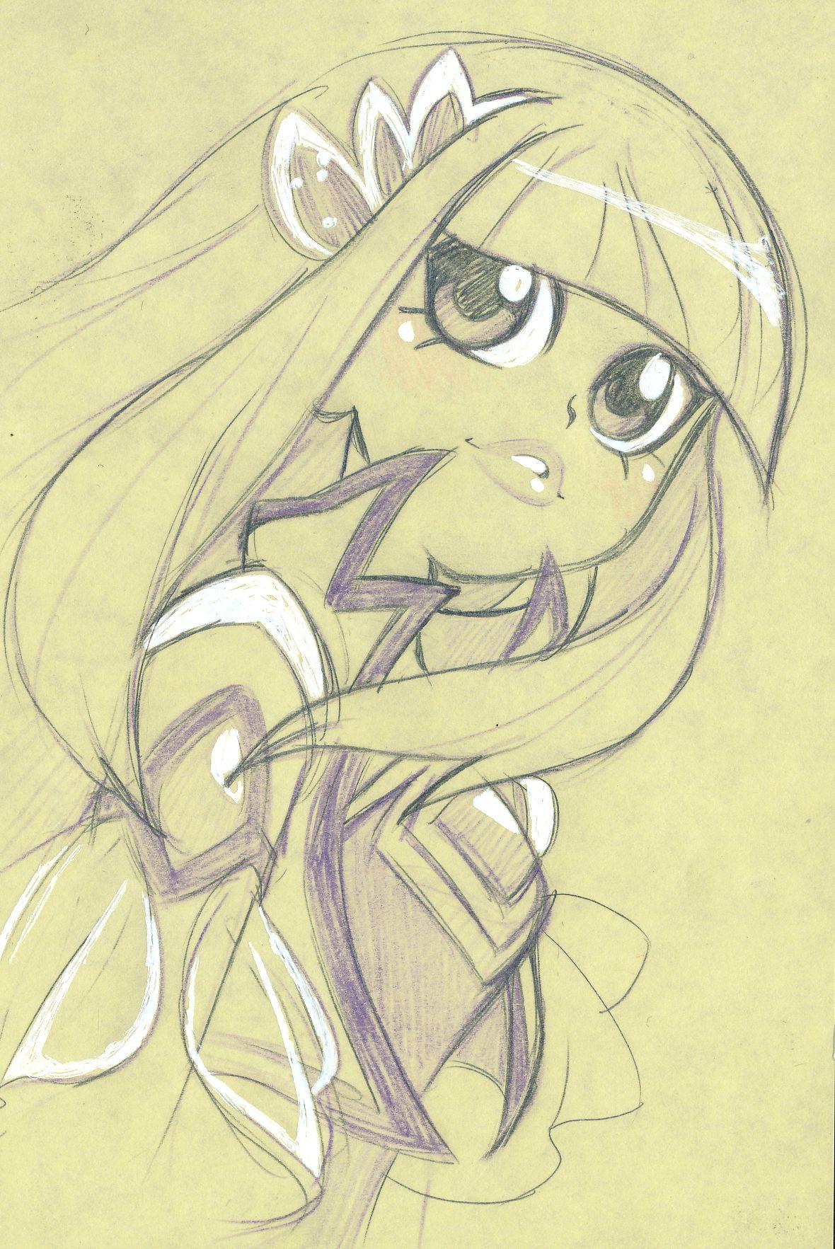 Talia, Princess of Xeris