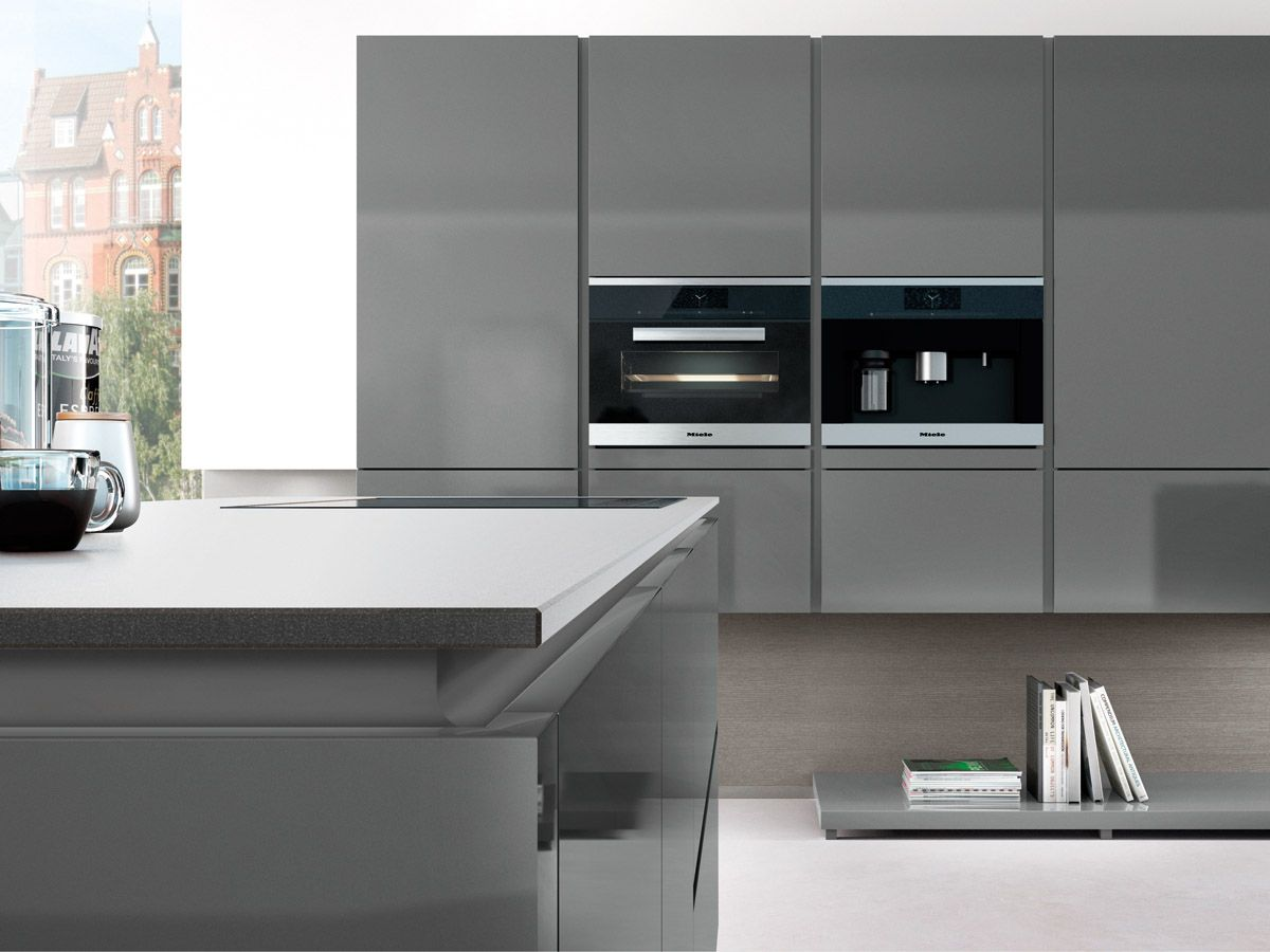 Best Urban Myth More Than A Kitchen Design Glass Lava Grey 400 x 300