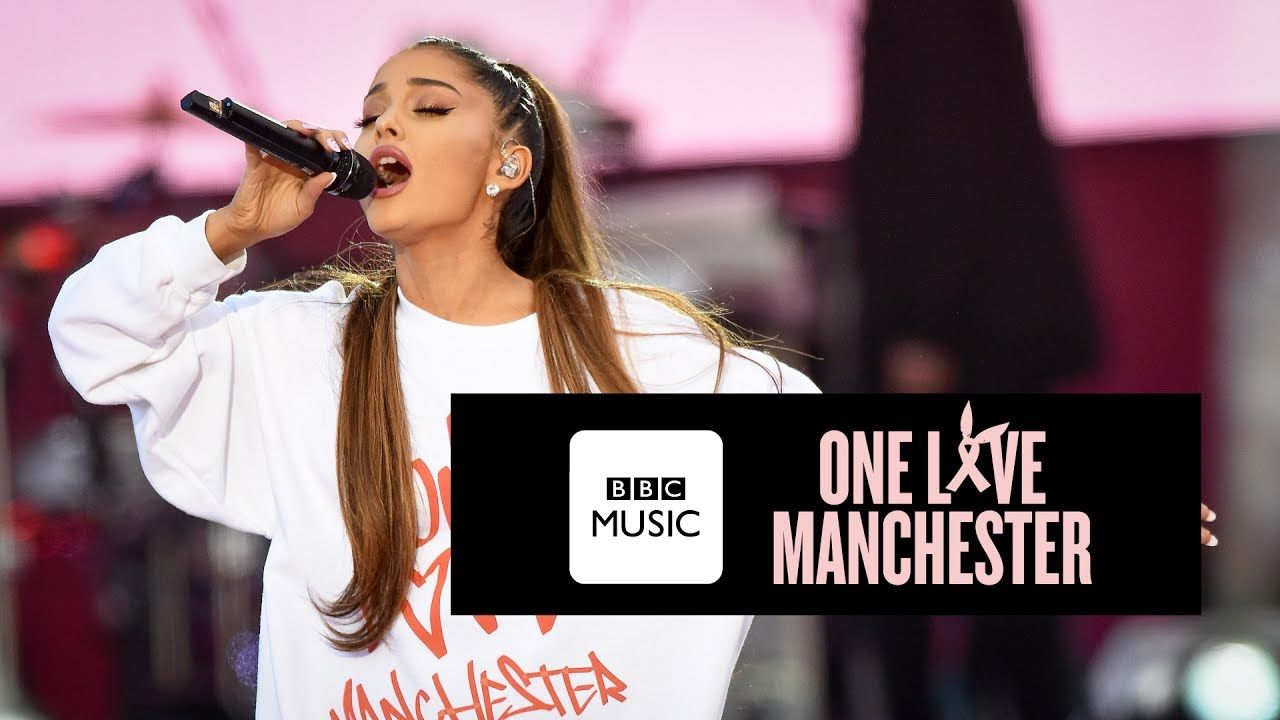 Ariana Grande One Last Time Manchester