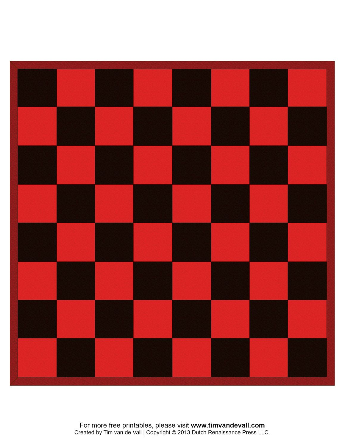 It's just a photo of Rare Printable Chess Board