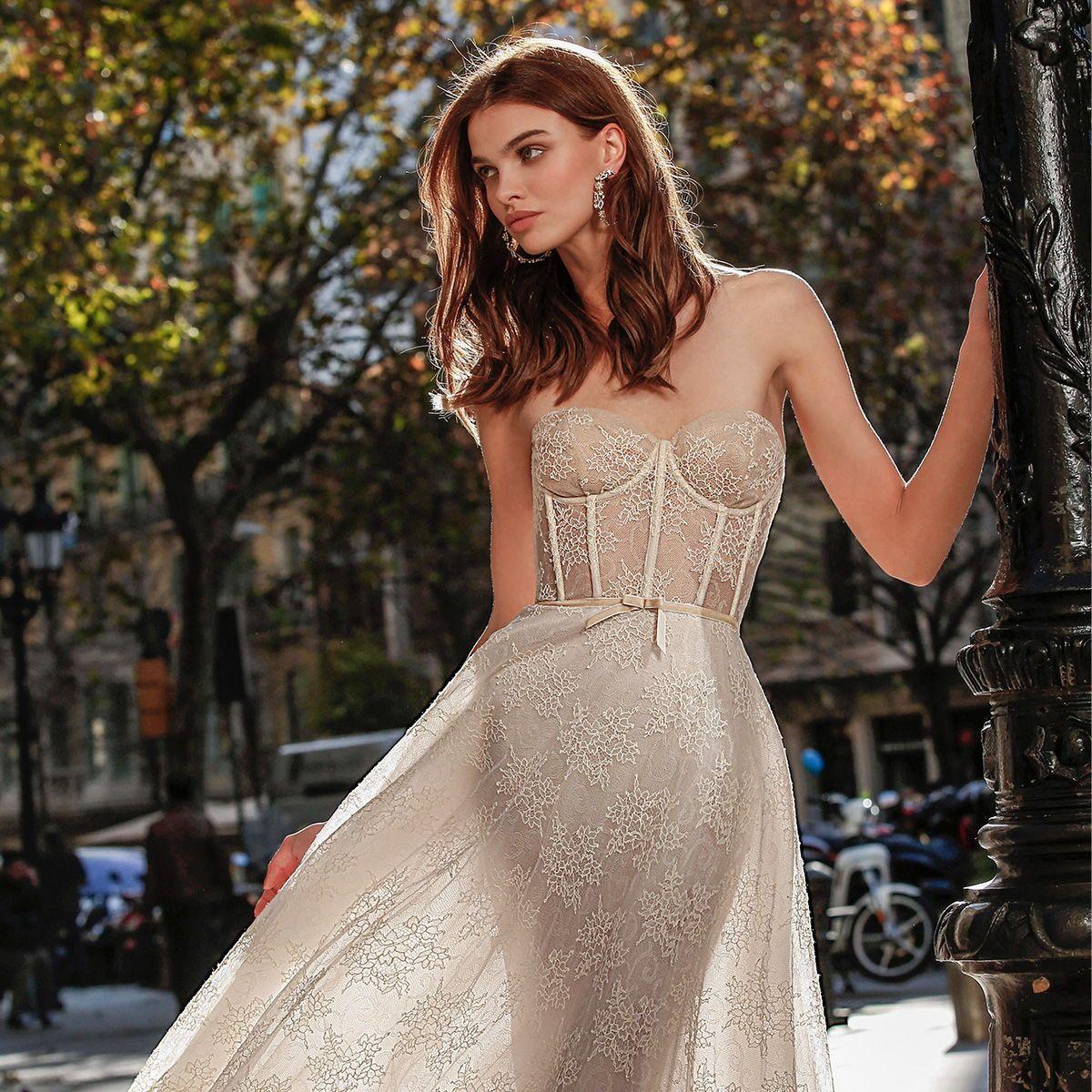 First Look: jolie bridal Spring 6 Wedding Dresses  Wedding