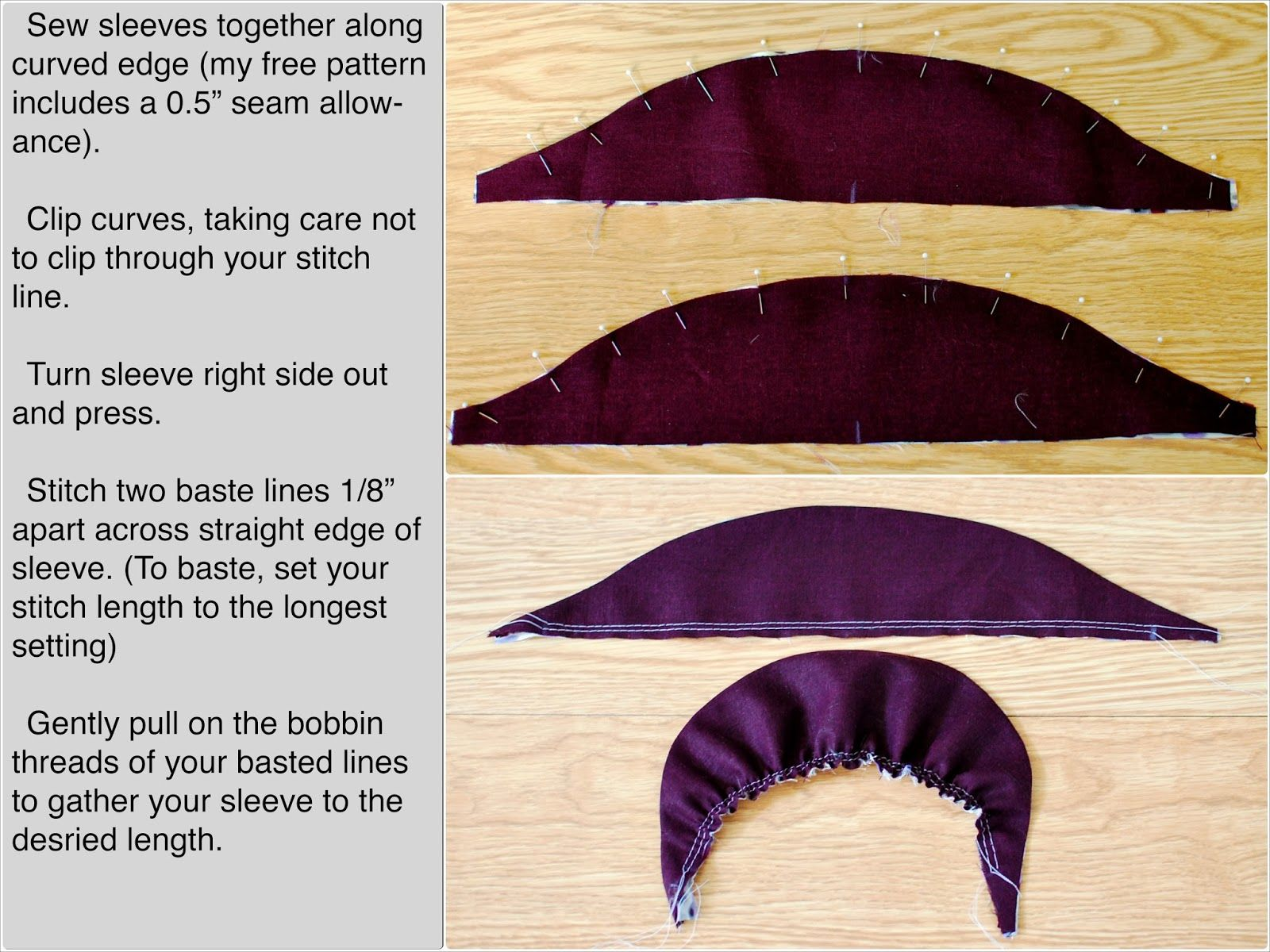 Rock the Stitch: The Norah Dress pattern tour + Flutter