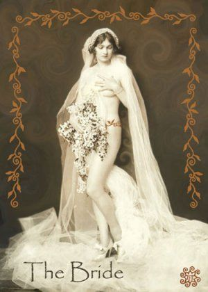 Quite Girl nude vintage wedding good