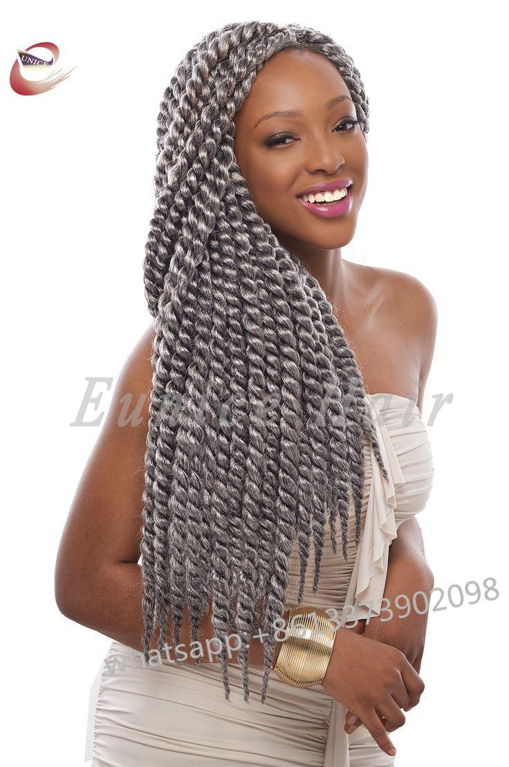 Hot sale crochet braids for fasion women wholesale price jumbo braid