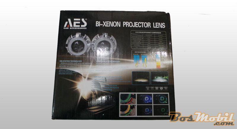 Angel Eyes Bi-Xenon : Kapasitas Watt Rendah Namun Lebih Terang #info #BosMobil