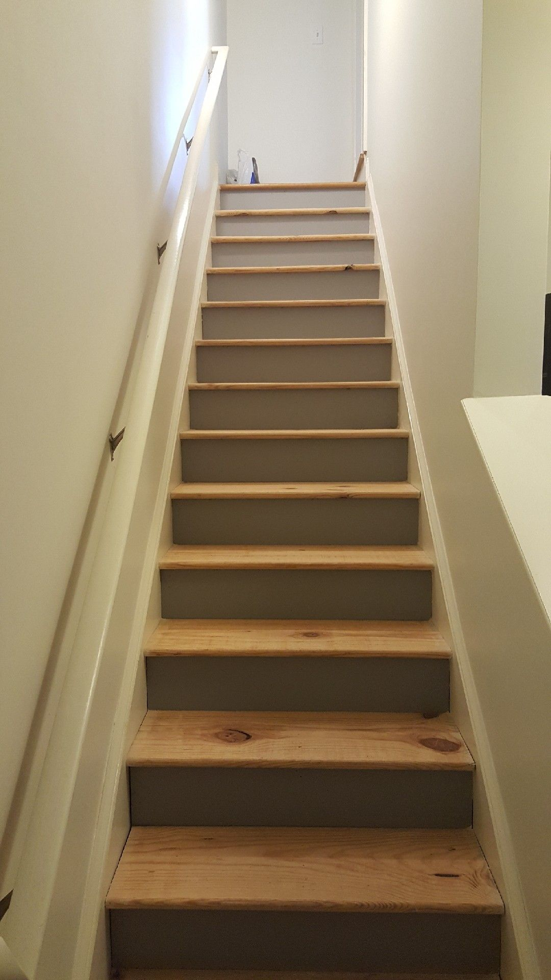 my own diy basement stair makeover diy pinterest stair makeover