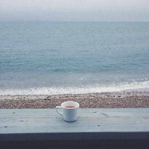 Moment's with my coffee