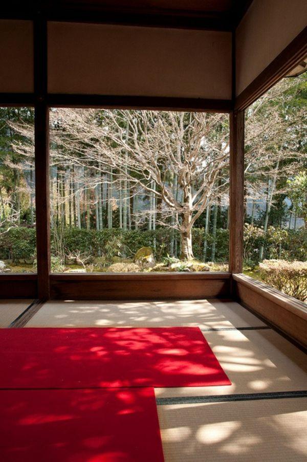 L\' architecture japonaise en 74 photos magnifiques | Le thé, Chambre ...