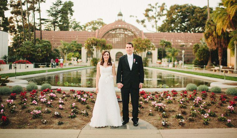 Balboa Park San Go Wedding Matthew Morgan Photography