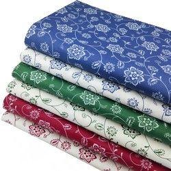 krojové bavlnené látky s ľudovým motívom folk metráž  6820373c3aa