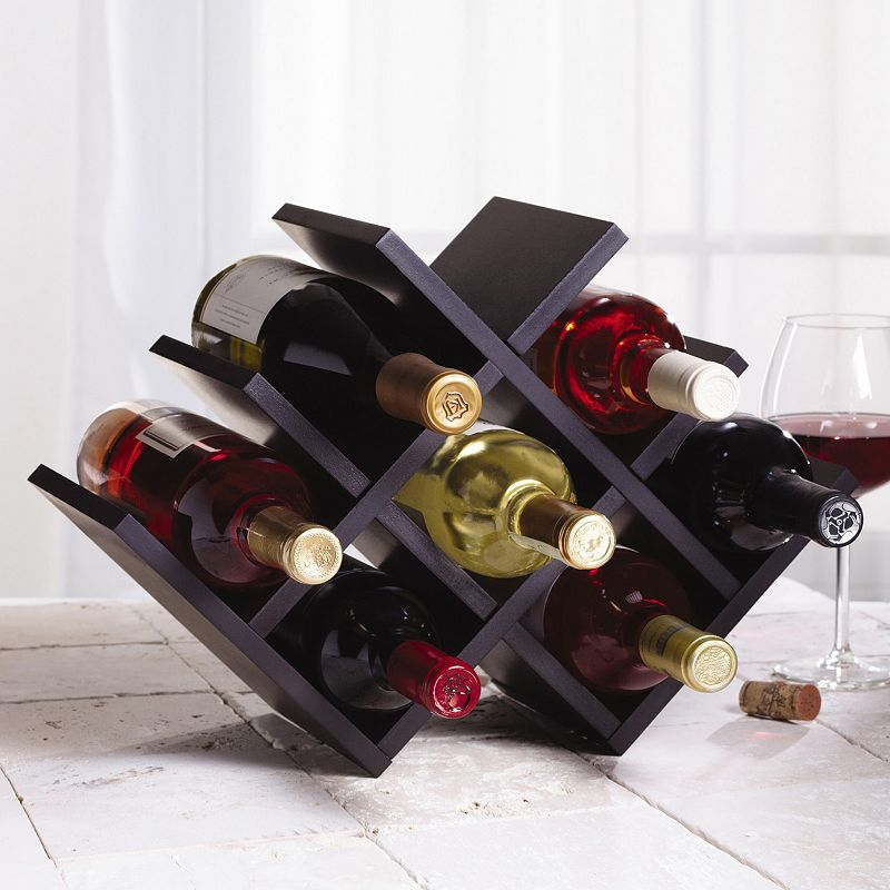 Kamenstein Butterfly Wine Rack