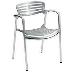 Premier Hospitality Furniture 6602 Outdoor Restaurant Chairs   Metal Frame