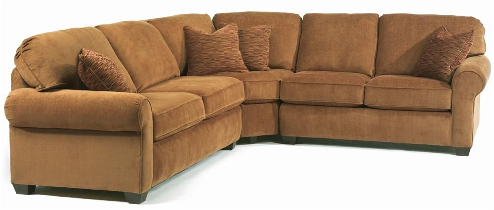 Thornton Sectional By Flexsteel Home Decor Living Room