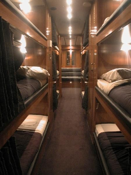 1999 Prevost 12 Bunk Entertainer Coach Hemphill Brothers Conversion Entertainer