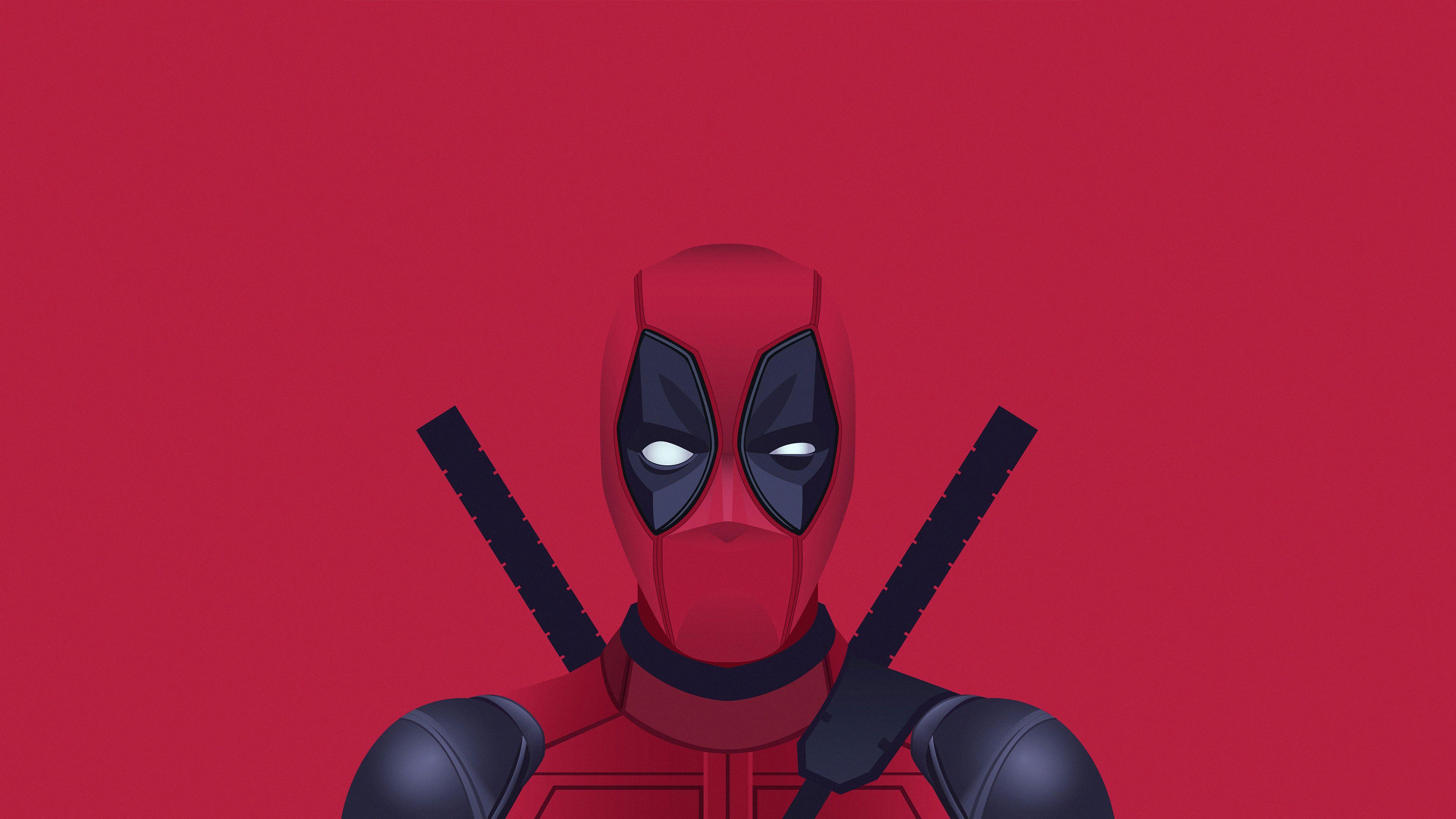 Deadpool Arts 4k Superheroes Wallpapers Hd Wallpapers Digital Art Wallpapers Deadpool Wallpapers Behance Wall Deadpool Art Deadpool Wallpaper Art Wallpaper