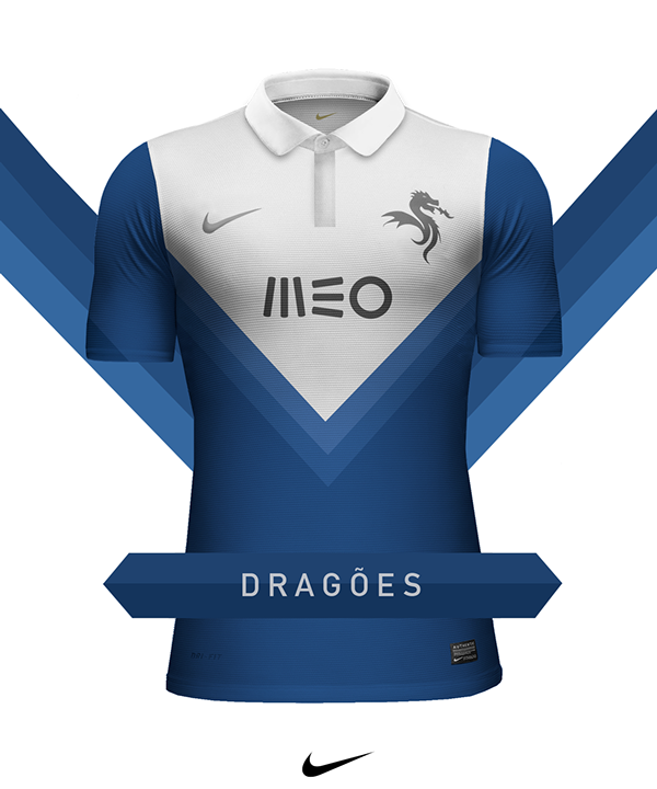 489c49cd4114f Club jersey design - Nike on Behance Rugby Jersey Design