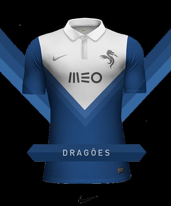 Club jersey design - Nike on Behance  ae7542c7b7ec1