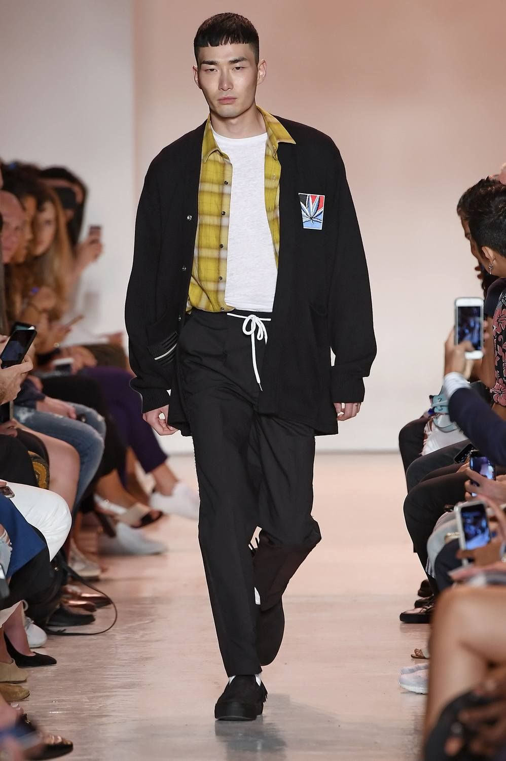 Ovadia \u0026 Sons Spring,Summer 2017 , New York Fashion Week Men\u0027s