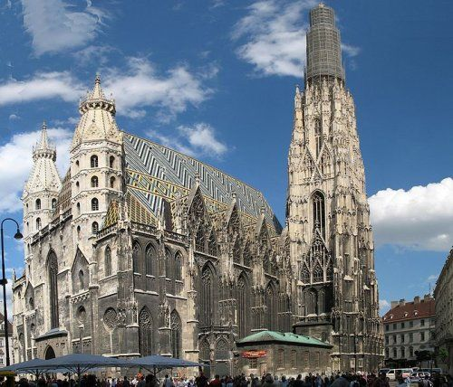 Gone: Vienna, Austria. Oh my. I just can't explain how much I LOVE this city. And there isn't one picture that can capture how amazing it is. Architecture, Art, Music, History, Food, Wine. This has to be my favorite city in the world...yes, even over NYC and London!