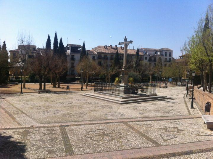 Campo Del Príncipe Campo La Alhambra Andalucía