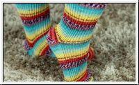 Strickparadies - Opal -Sweet&Spicy Socken.