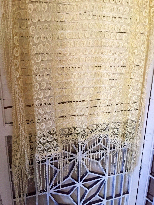 1970's Pale Yellow Fringe Shawl by TroppoBella on Etsy https://www.etsy.com/listing/289641927/pale-yellow-fringe-shawl-1970s-vintage #vintageshawl #fringeshawl #stevienicks #boho #troppobella