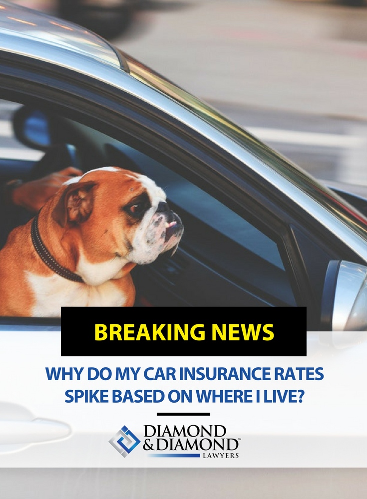 Why Do My Car Insurance Rates Spike Based On Where I Live Car
