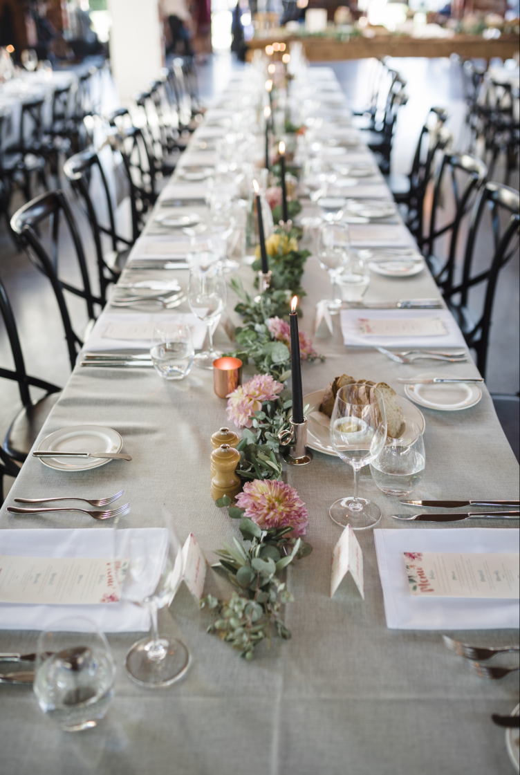 Maddie Joels Wedding Coombe Yarra Valley Tablescapes