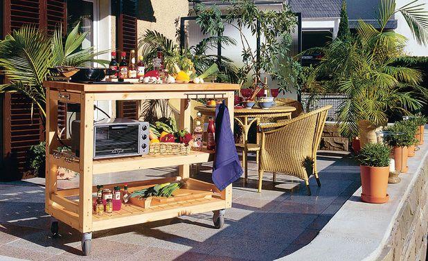 Outdoor Küchenwagen : W texx küchenwagen m youorder der partner zwischen hersteller