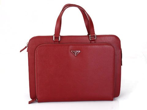 d26ea7625a10 ... real prada vr0023 red totes 248.50 d4bf2 6694f real prada vr0023 red  totes 248.50 d4bf2 6694f  cheap prada vr0023 saffiano leather briefcase bag  ...