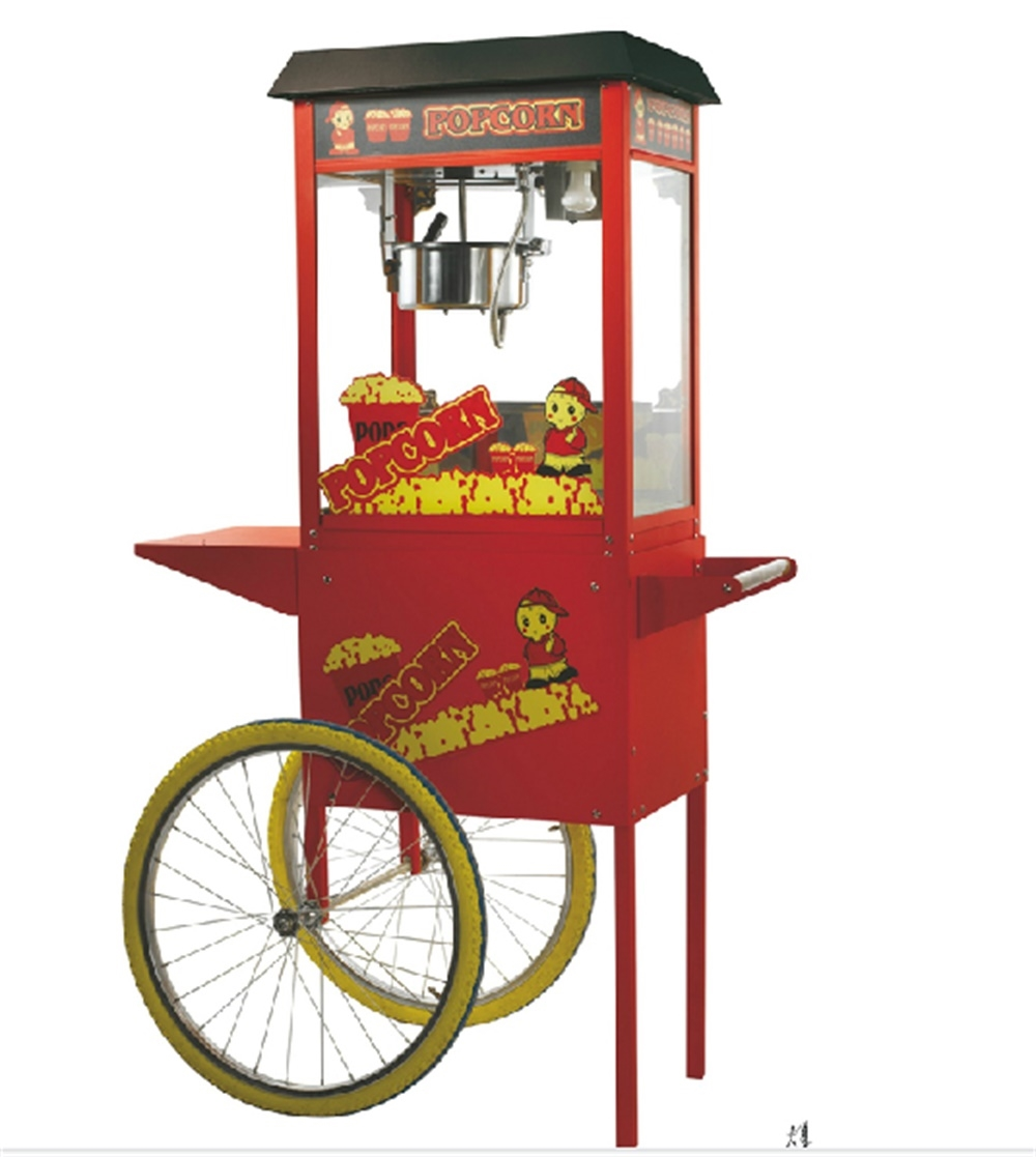 cheap popcorn machine buy quality electric popcorn machine directly from china machine popcorn suppliers luxurious electric popcorn machine with cart - Popcorn Machine For Sale