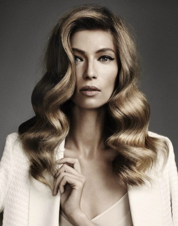 Marvelous Long Hairstyles Bouncy Hair And Curly Hair On Pinterest Short Hairstyles Gunalazisus