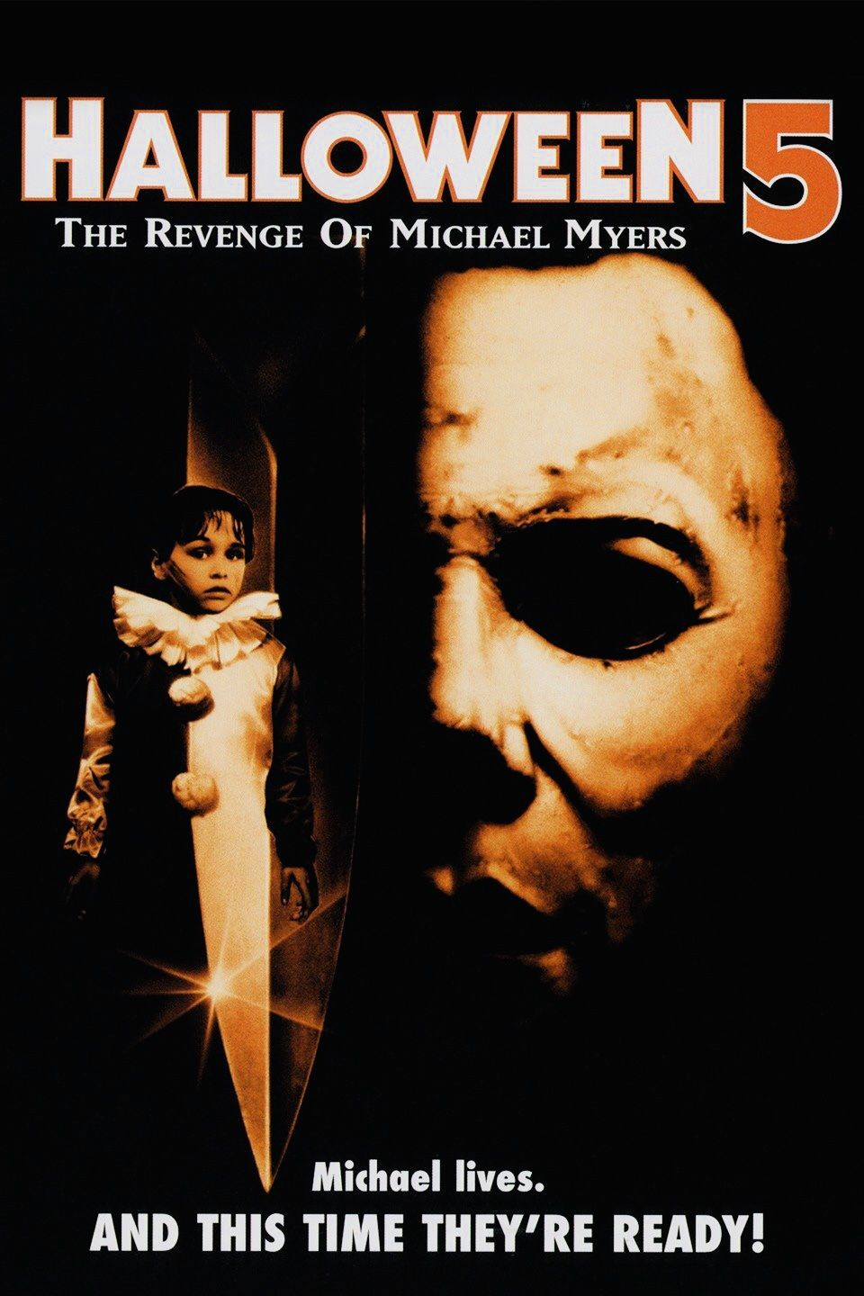 Halloween 5 The Revenge of Michael Myers (1989