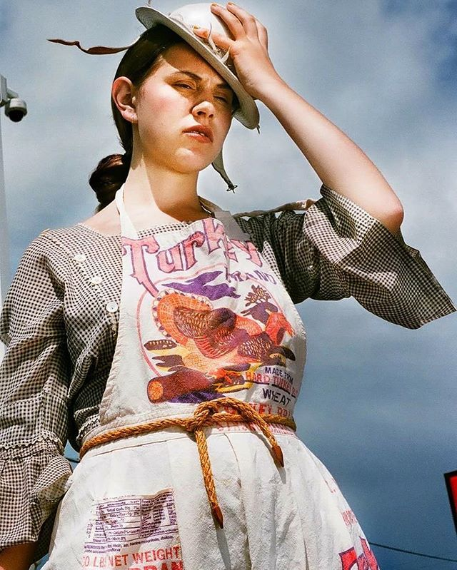 📷 from contributormagazine instagram feed. Fashion Story: I See The Sea Of Love.  Photography by Katrina Cervoni and fashion by Mahro Anfield. @contributormagazine @katrinacervoni @mahroanfield @hilaryriem @mamalovesyouvintage #katarinacervoni#mahroanfield#hilaryriem#fashionstory#fashion#art