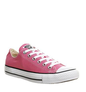 Pink Canvas - Hers trainers | Converse