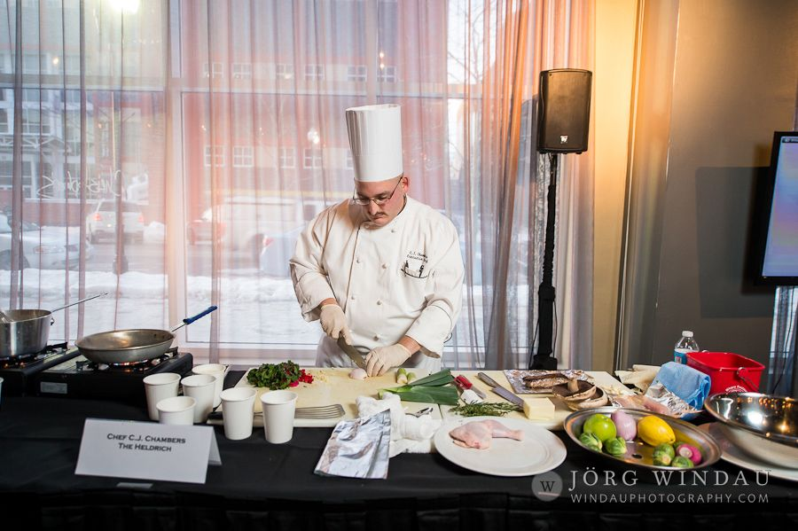 Chef Cj Chambers Making Something Special New Brunswick Hotel The Heldrich New Brunswick Table Decorations Restaurant