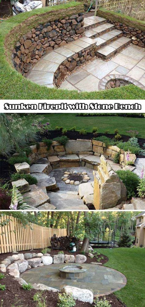 Patio And Backyard Fire Pit