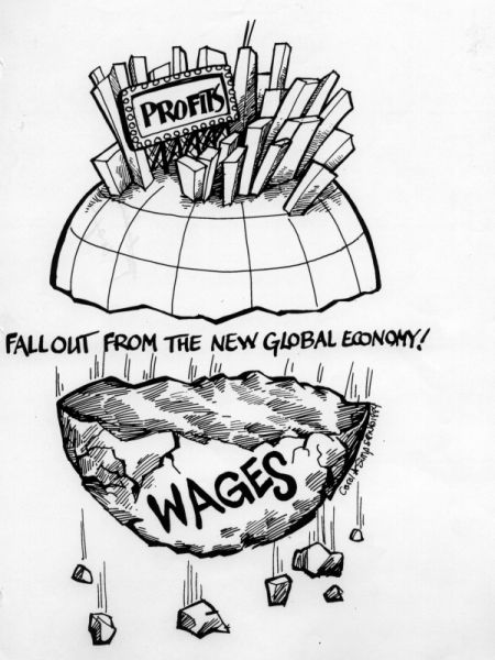 The Effects of Economic Globalization on Developing Countries